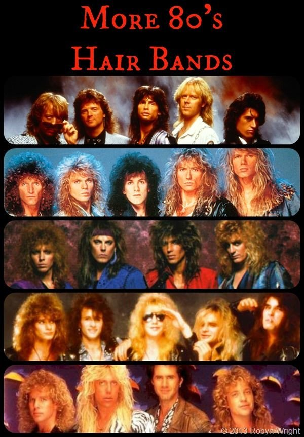 Free 25 Best Ideas About 80S Hair Bands On Pinterest Hair Wallpaper