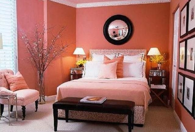 Best 1000 Ideas About Salmon Bedroom On Pinterest Red With Pictures