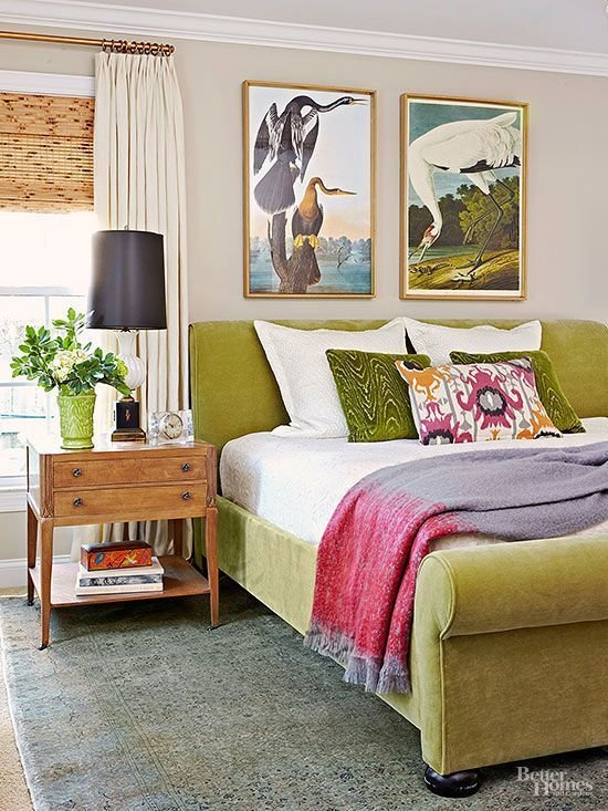 Best 1000 Ideas About Green Headboard On Pinterest With Pictures