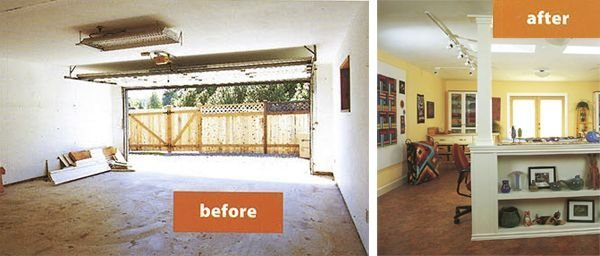 Best Makeover 7 Converting A Garage Into A Dream Studio With Pictures