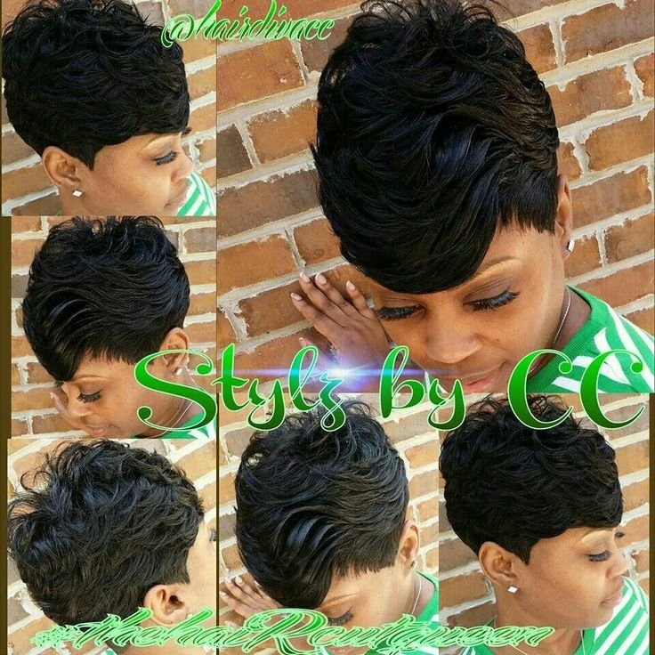 Free 112 Best Images About Short Weave Styles On Pinterest Wallpaper