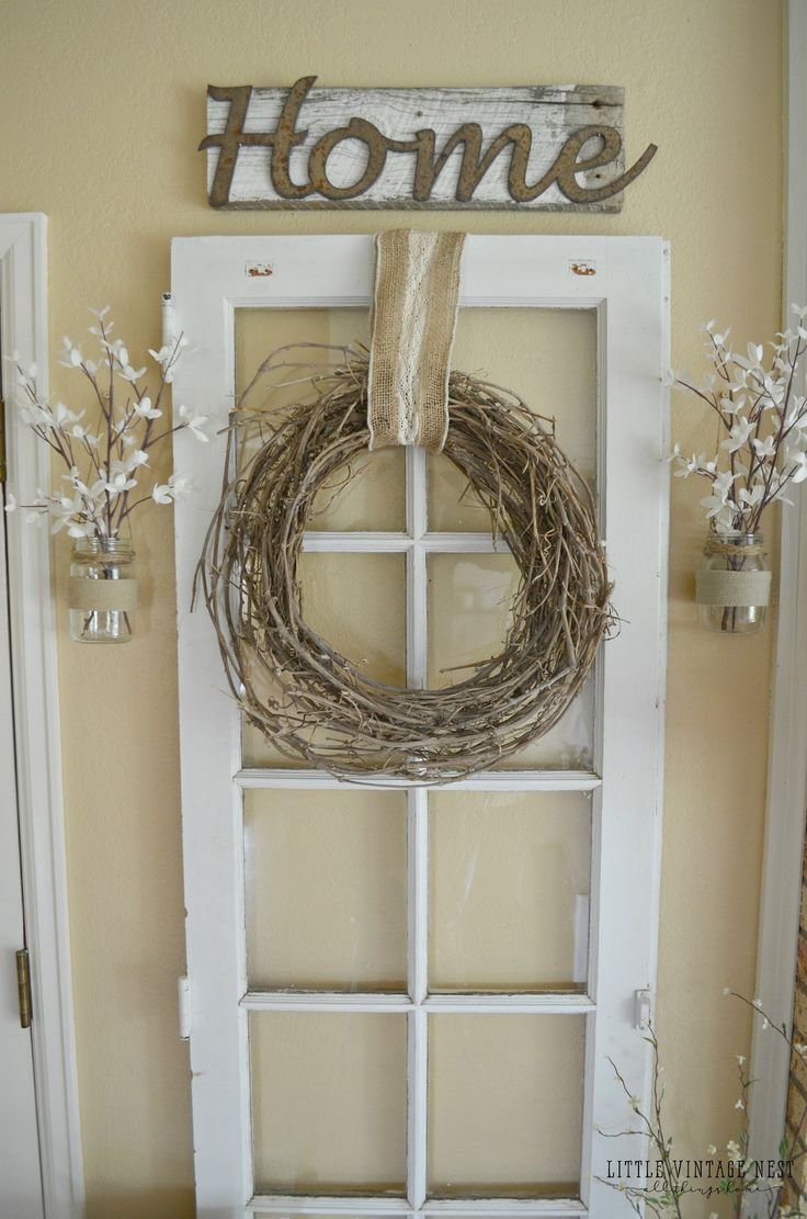 Best 25 Best Ideas About Vintage Door Decor On Pinterest Barnwood Ideas Initial Decor And Letter With Pictures