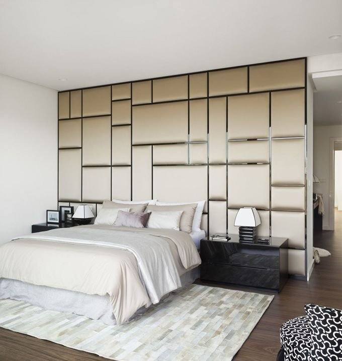 Best Fabric Covered Wall Panels Create Really Interesting With Pictures