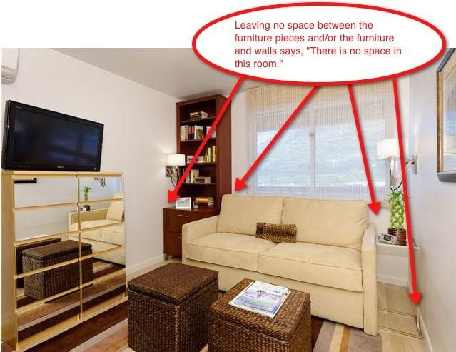 Best Staging Small Spaces Part 3 Furniture Arrangement The With Pictures