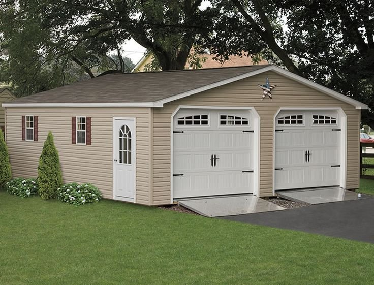 Best 25 Best Ideas About Two Car Garage On Pinterest Garage With Pictures