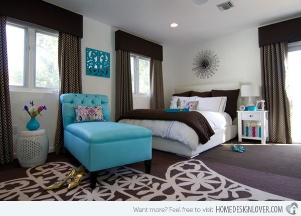 Best 27 Best Images About Teal Brown Bedroom On Pinterest With Pictures