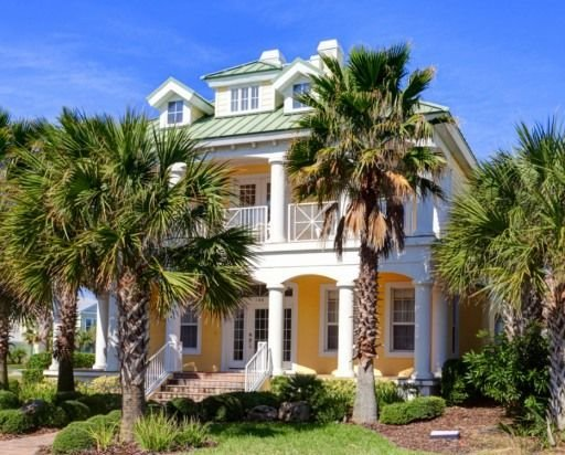 Best Palm Coast Florida Vacation Rentals Cinnamon Beach Ocean With Pictures