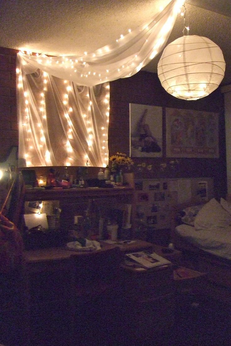 Best My Dorm Room Lights Fabric And Chinese Paper Lantern With Pictures