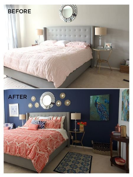 Best 17 Best Ideas About Coral Bedspread On Pinterest With Pictures