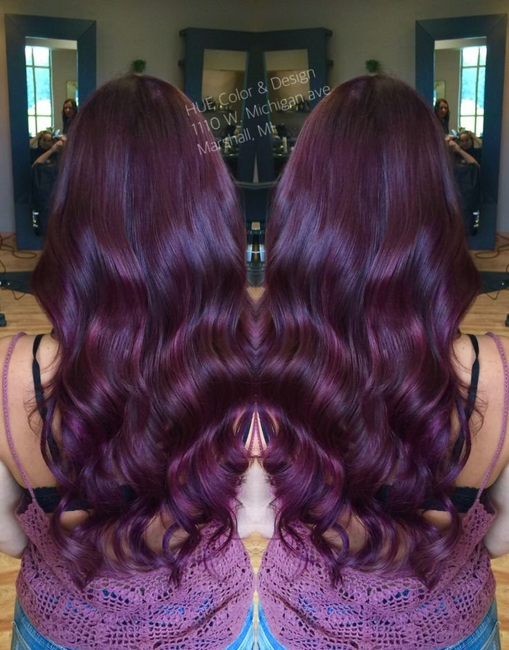 Free Violet Red Hair Color With Matrix Color Line Socolor Hair Colors Pinterest Violet Red Wallpaper