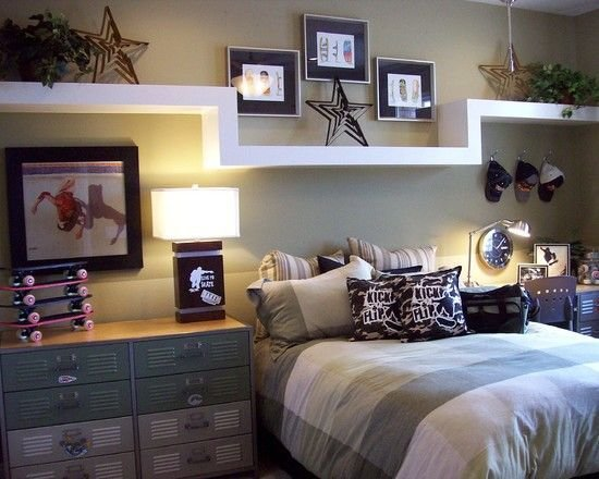 Best Boys Bedroom Ideas Cool Shelving Go To Www Likegossip Com To Get More Gossip News Home With Pictures