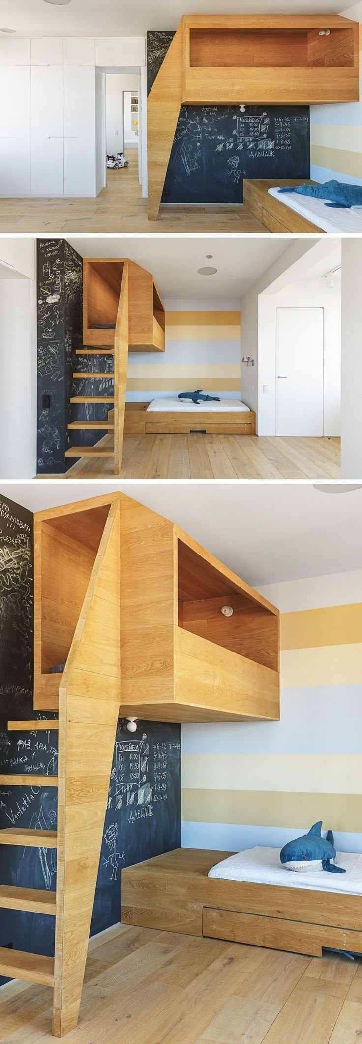 Best 25 Best Ideas About Built In Bunks On Pinterest Girls With Pictures