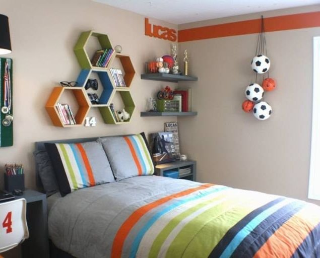 Best Soccer Theme For Teenage Boy Bedroom Sports Themed Kids With Pictures