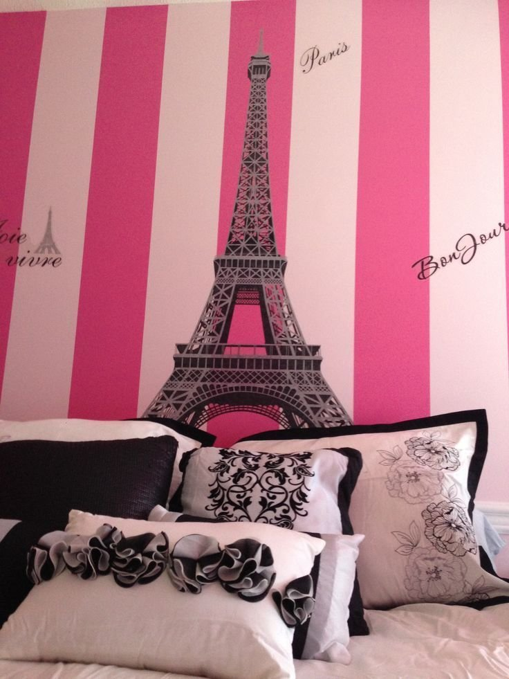 Best 25 Best Ideas About Girls Paris Bedroom On Pinterest With Pictures