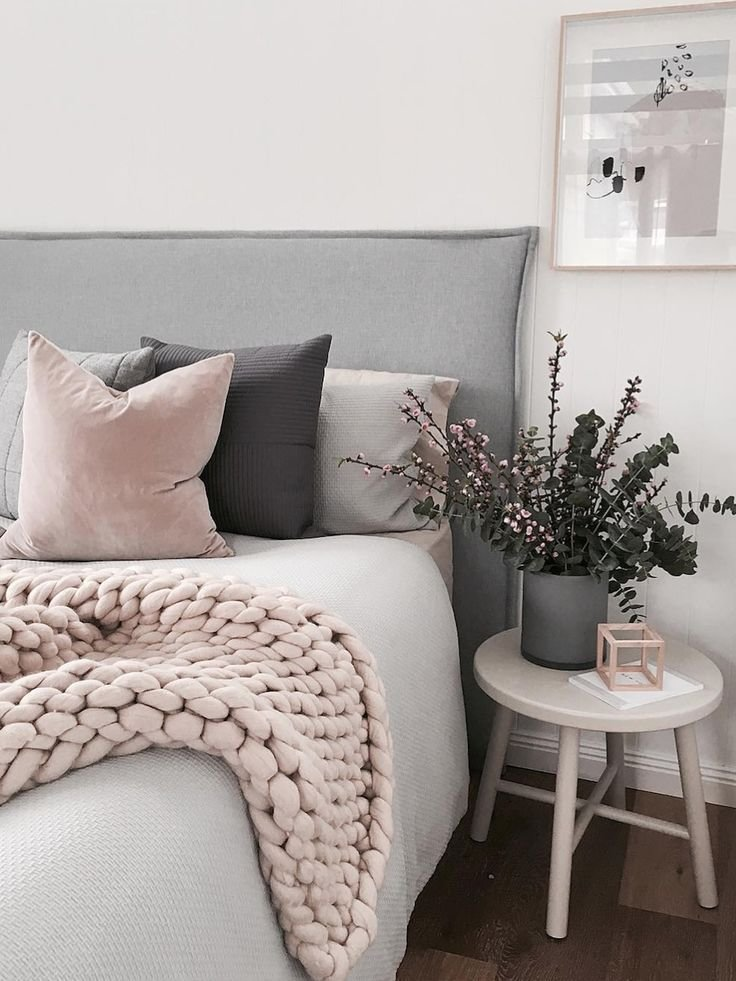 Best 25 Best Ideas About Gray Pink Bedrooms On Pinterest With Pictures