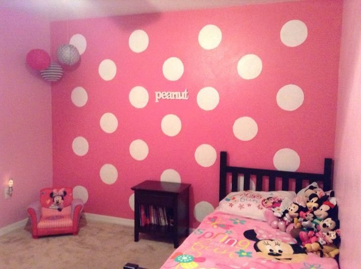 Best 25 Best Ideas About Minnie Mouse Room Decor On Pinterest With Pictures