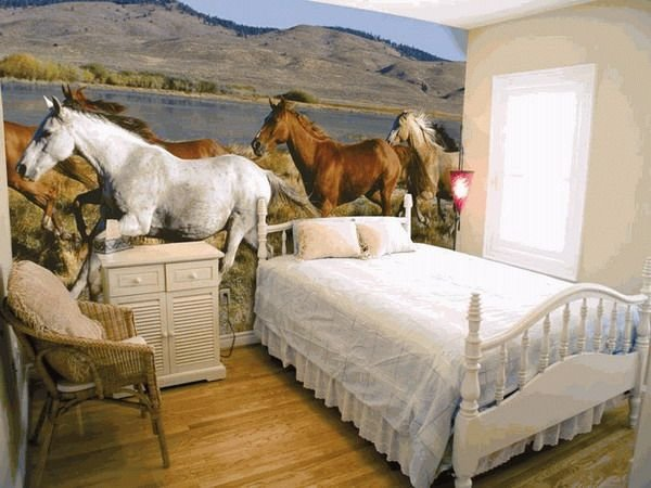 Best Horse Bedrooms Themed Bedrooms For Horse Crazy Girls With Pictures