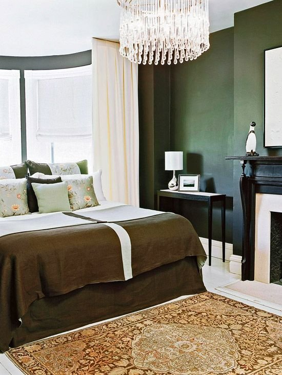 Best 1000 Ideas About Hunter Green Bedrooms On Pinterest With Pictures