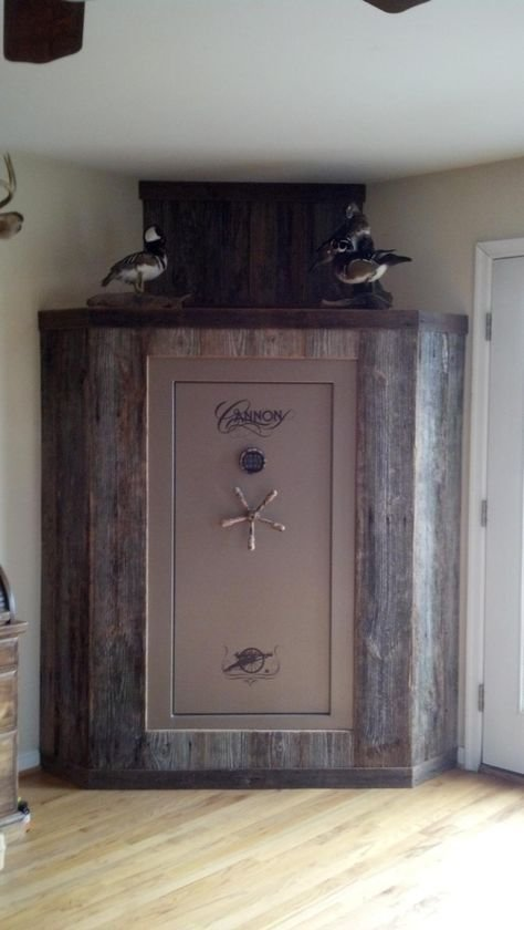 Best 17 Best Ideas About Gun Safe Room On Pinterest Hidden With Pictures