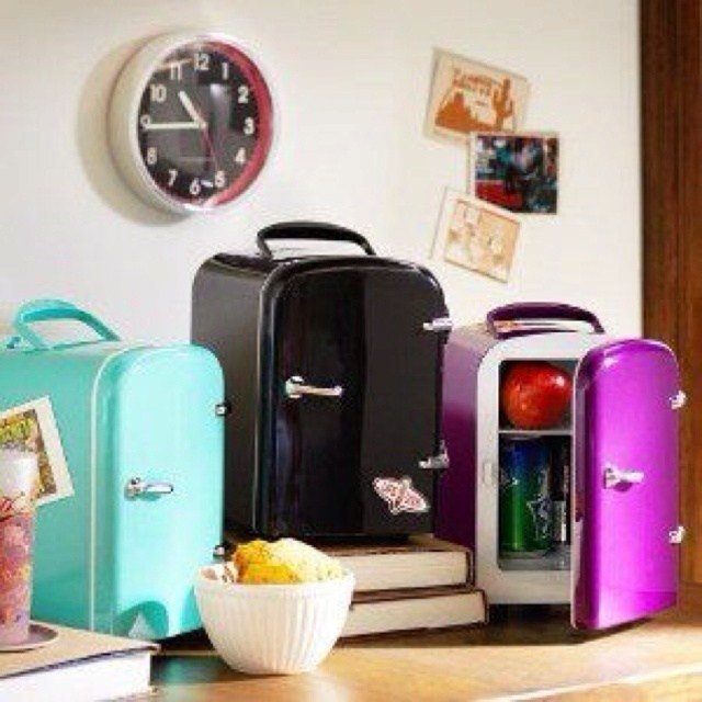 Best Pottery Barn Adorable Mini Fridge For Night Stand Or Desk Bedroom Ideas Pinterest Night With Pictures