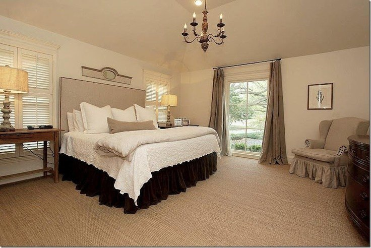Best Seagrass Floor Covering Velvet Dust Ruffle Linen With Pictures