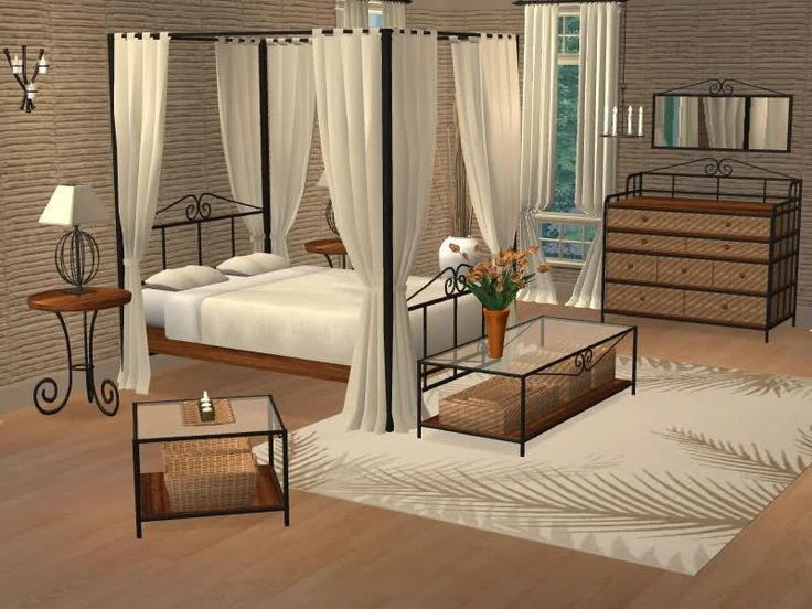 Best 17 Best Images About Sims 2 Bedroom On Pinterest With Pictures