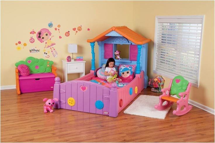 Best Little Tikes Lalaloopsy Twin Bed Kid The O Jays And With Pictures