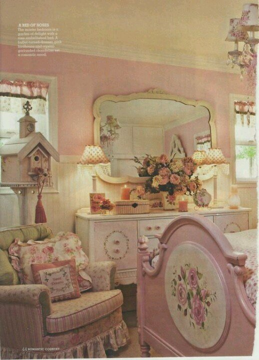 Best 17 Best Images About Pink Shabby Chic For Bedroom On With Pictures