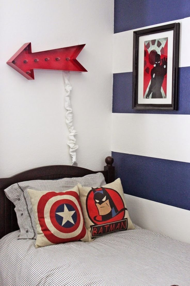 Best 1000 Ideas About Boys Superhero Bedroom On Pinterest With Pictures