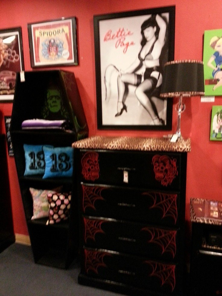 Best 33 Best Images About Spitfire Interiors On Pinterest Rockabilly Kustom And Horror With Pictures