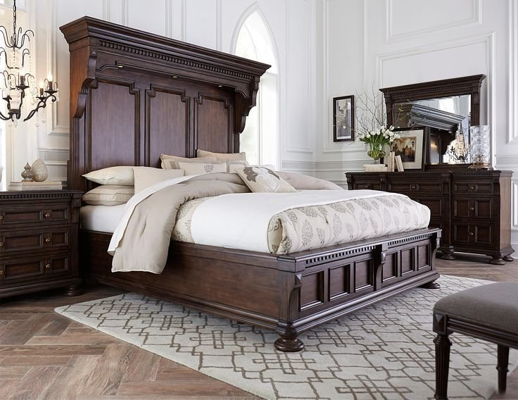 Best Lyla Queen Bedroom Group By Broyhill Furniture At Baer S With Pictures