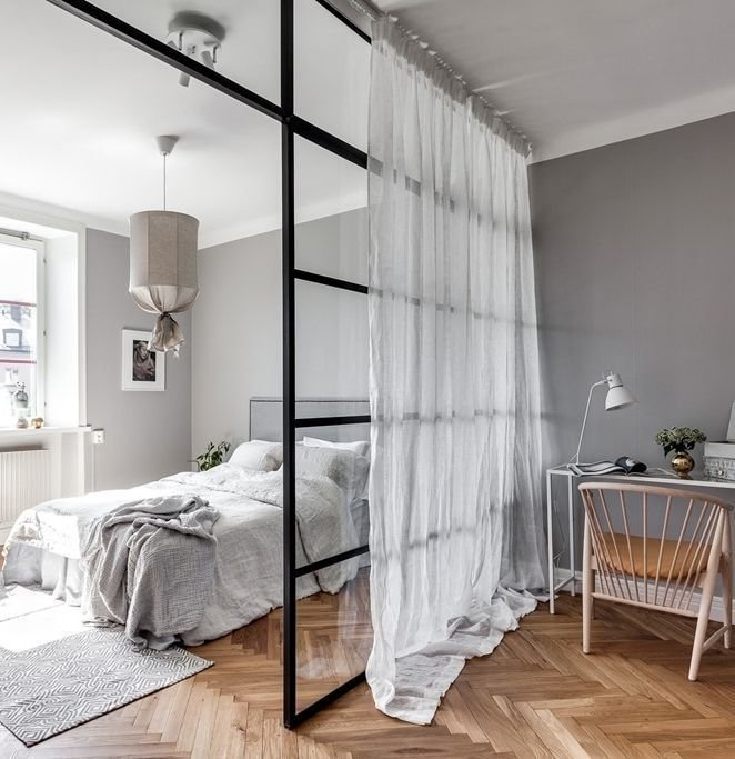 Best 25 Best Ideas About Studio Apartment Partition On Pinterest Room Partition Ikea Studio With Pictures