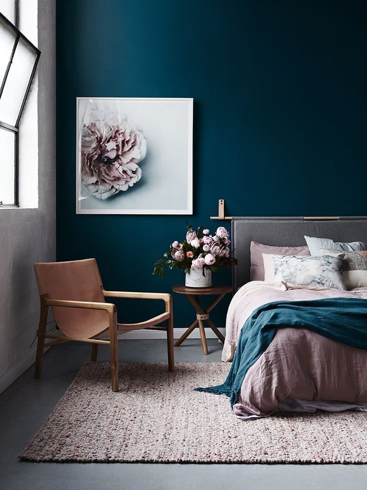 Best 17 Best Ideas About Dark Blue Bedrooms On Pinterest Blue Bedrooms Blue Bedroom Colors And With Pictures