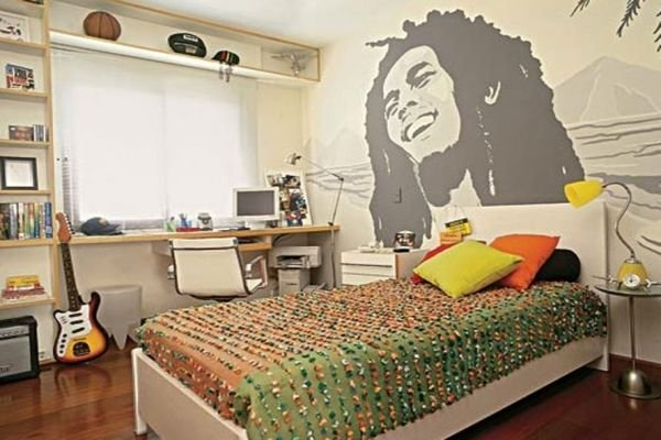 Best Young Mens Bedroom Design Ideas With Music Style Bedroom With Pictures