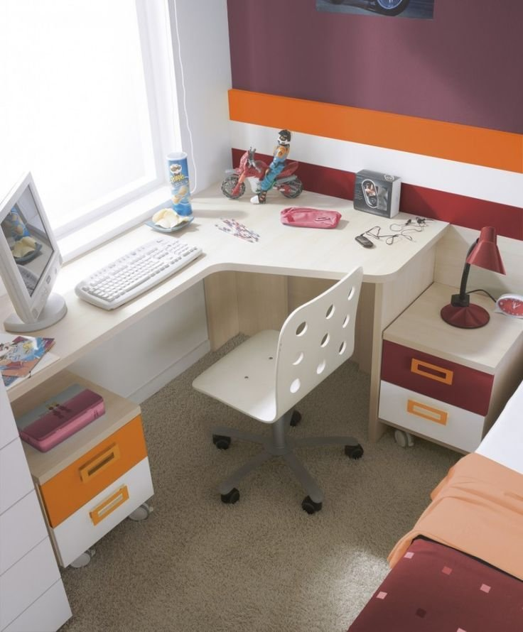 Best 17 Best Images About Bedroom Desk On Pinterest Computer With Pictures
