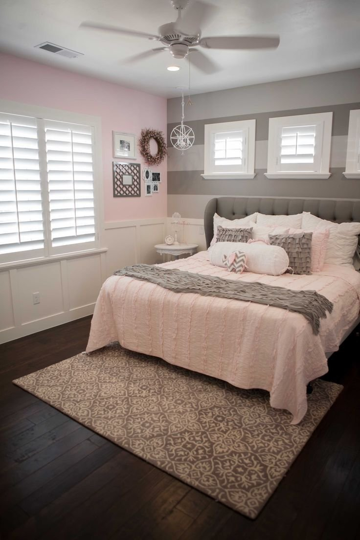 Best 17 Best Ideas About Grey Bedroom Decor On Pinterest Gray Bedroom Grey Bedrooms And Farmhouse Chic With Pictures