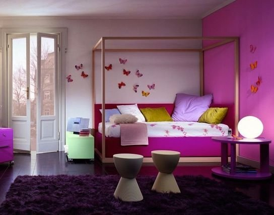 Best Mommo Design Roomes For T**N Girls Dd S Room Guest Room Already Has That Purple Carpet With Pictures