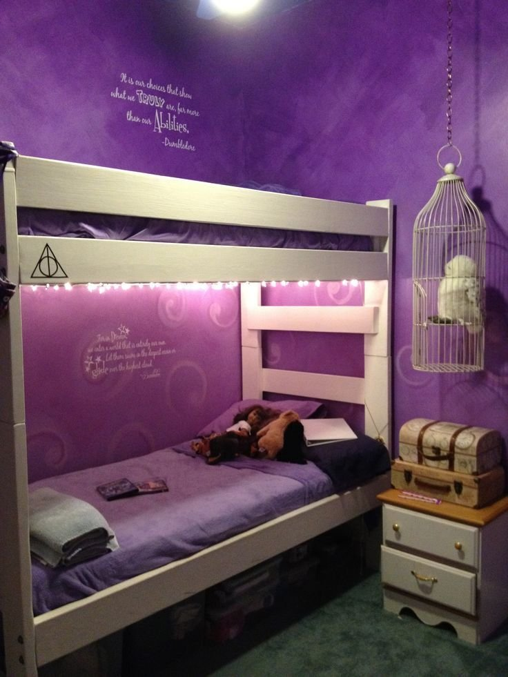 Best Harry Potter Bedroom I Love Harry Potter Plus Those With Pictures