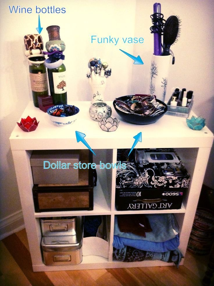 Best Bedroom Diy Organization With Recycled And Dollar Store Finds Diy Pinterest Cheap Storage With Pictures