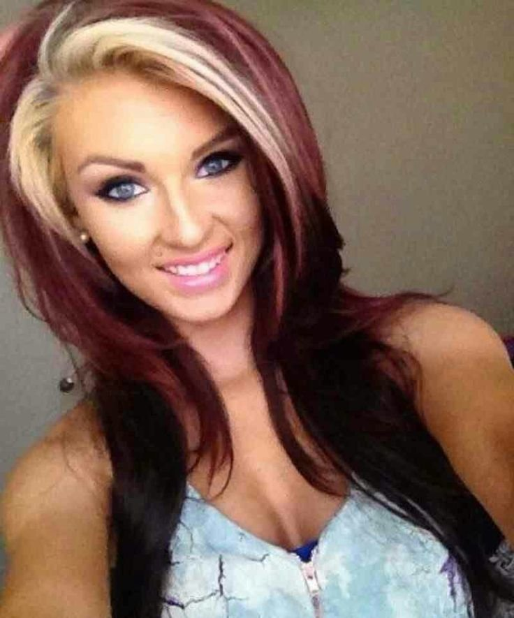 Free Best 25 Two Toned Hair Ideas Only On Pinterest Wallpaper