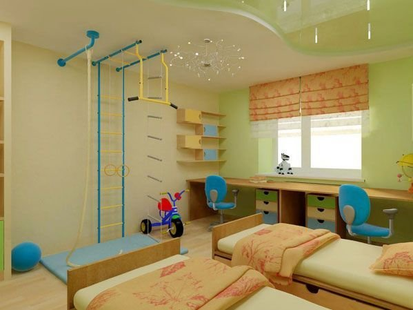 Best False Ceiling Designs For Children Bedroom Design Cuteness With Pictures