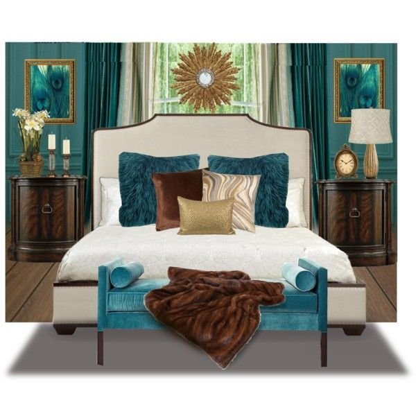 Best 17 Best Ideas About Teal Brown Bedrooms On Pinterest With Pictures