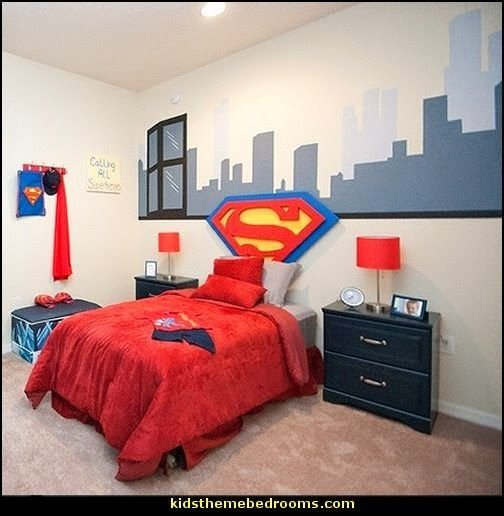 Best 1000 Ideas About Superman Bedroom On Pinterest Boys With Pictures