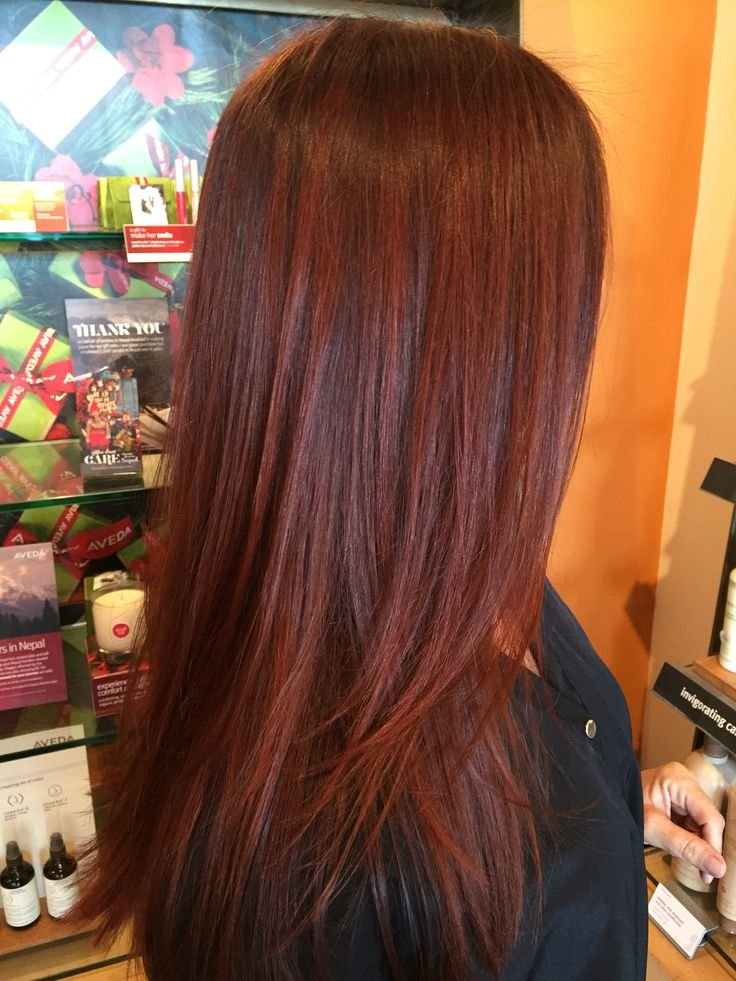 Free Top 25 Ideas About Aveda Hair Color On Pinterest Red Wallpaper