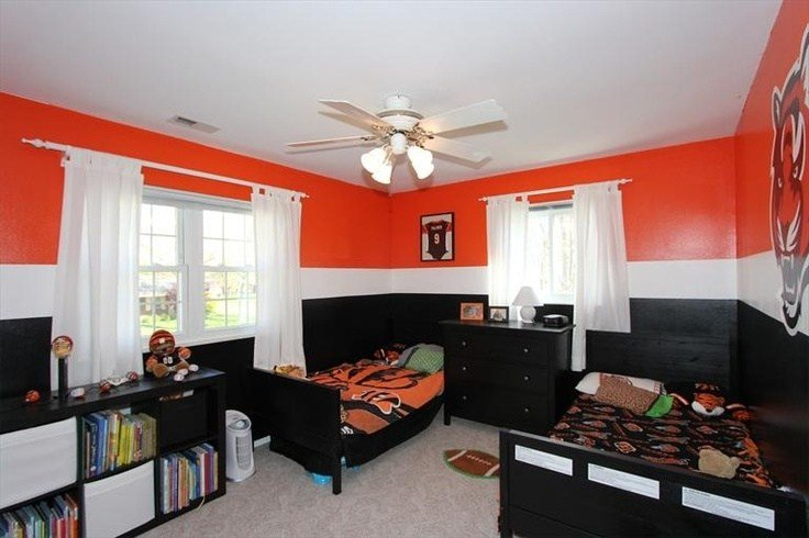 Best 1000 Ideas About Orange Bedrooms On Pinterest Orange With Pictures
