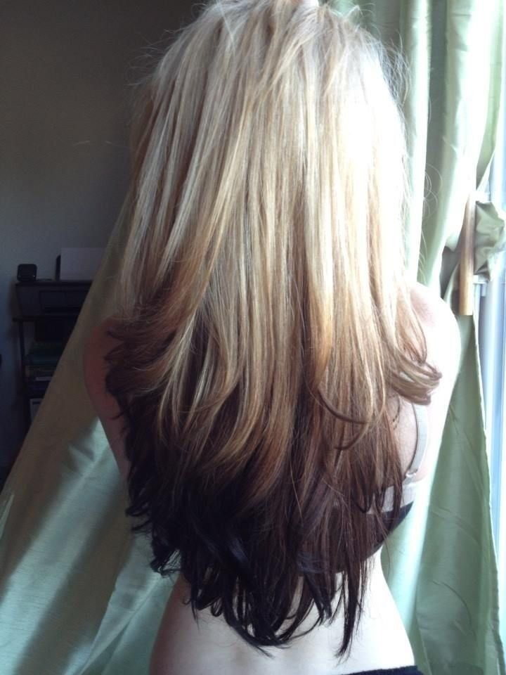 Free 27 Exciting Hair Colour Ideas 2017 Radical Root Colours Wallpaper