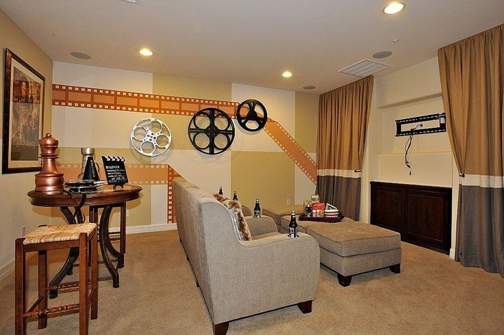 Best 1000 Ideas About Movie Themed Rooms On Pinterest Home Theatre Movie Rooms And Film Reels With Pictures