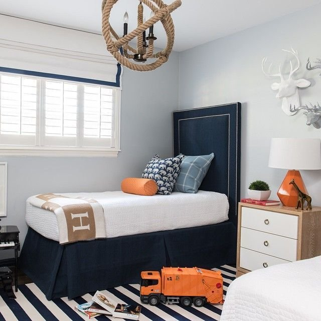 Best 25 Navy Orange Bedroom Ideas On Pinterest With Pictures