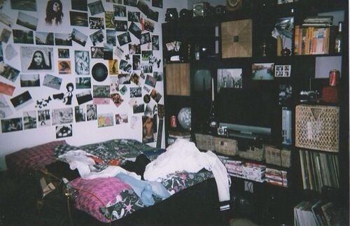 Best Vintage Grunge Bedroom Home Pinterest To Say Goodbye With Pictures