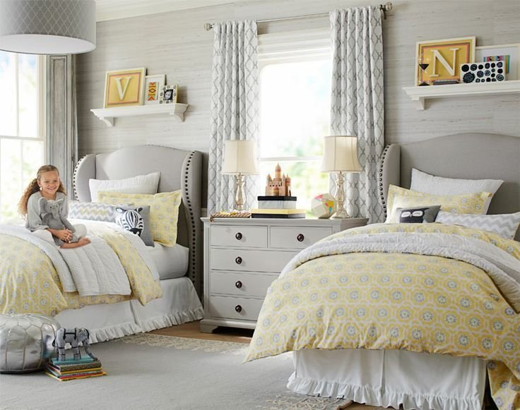 Best 1000 Ideas About Yellow Girls Bedrooms On Pinterest Ana With Pictures